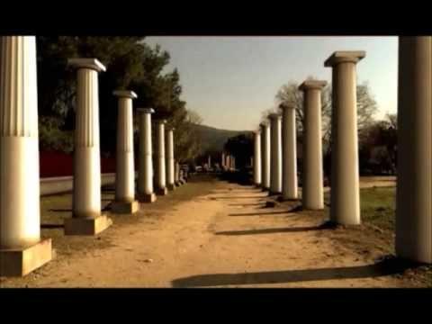 Los JJOO de la Antiguedad. Video sobre los inicios de los juegos y los símbolos olímpicos con un pequeño cuestionario al final.