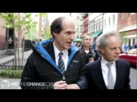 Obama Information Czar Cass Sunstein Confronted on Cognitive Infiltration of Conspiracy Groups - YouTube