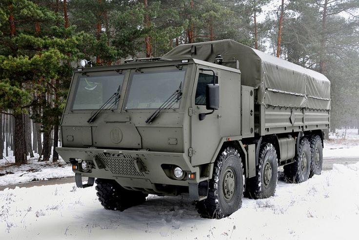 DEFENCE - TATRA in the army :: Tatratrucks.com