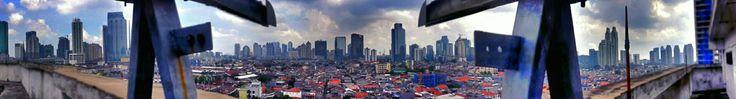 Jakarta Landscraper