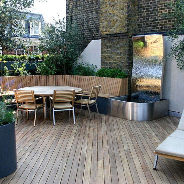 Rooftop Garden Designs For Small Spaces: 1862 Best Roof Terraces Images On Pinterest