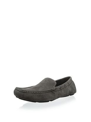 50% OFF MARC NEW YORK Men's Astor Gentle Slip-On Loafer (Gun/Black Suede)