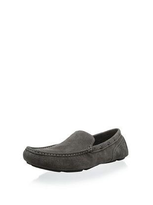 50% OFF MARC NEW YORK Men's Astor Gentle Slip-On Loafer (Gun/Black Suede)
