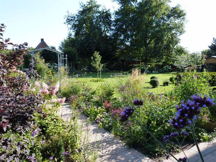 Mein Gartenprojekt 2017 - Die Doppelborder | Kathrins Garten