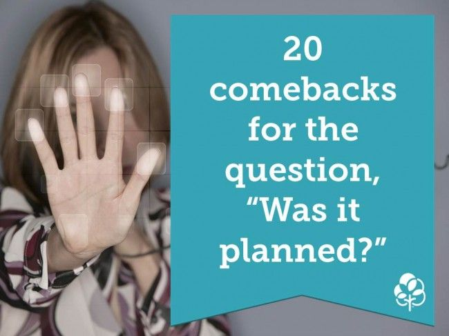 Ha! We wish would have remembered some of these! #BabyCenterBlog
