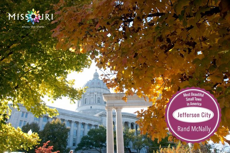 Jefferson City: Most Beautiful Small Town in America | VisitMO