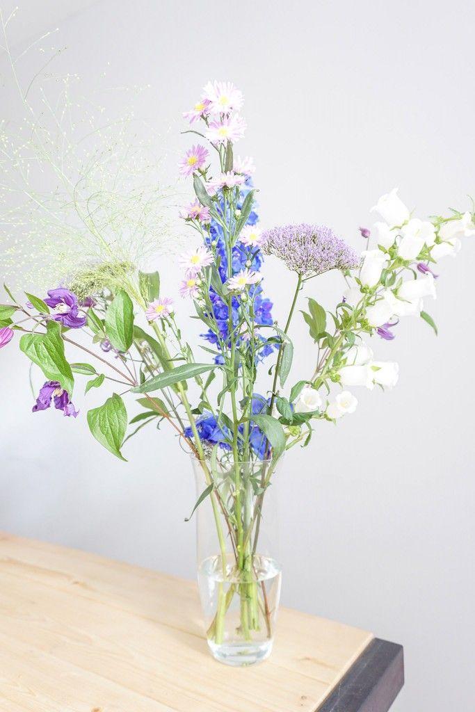 Uit 'Stijlen met bloemen & vazen' editie 5, 2015   Flowers   Bohemian