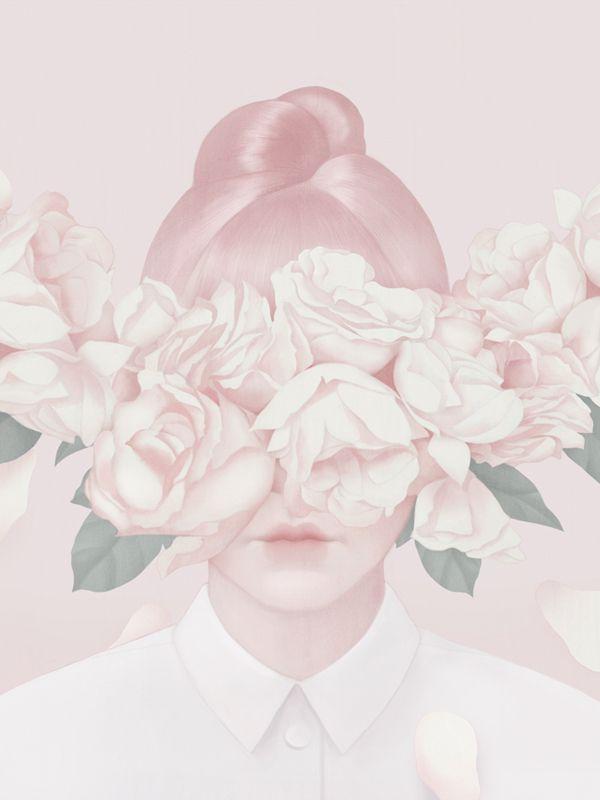 Hsiao Ron Cheng #HsiaoRonCheng #illustration #fashionillustration #inspiration