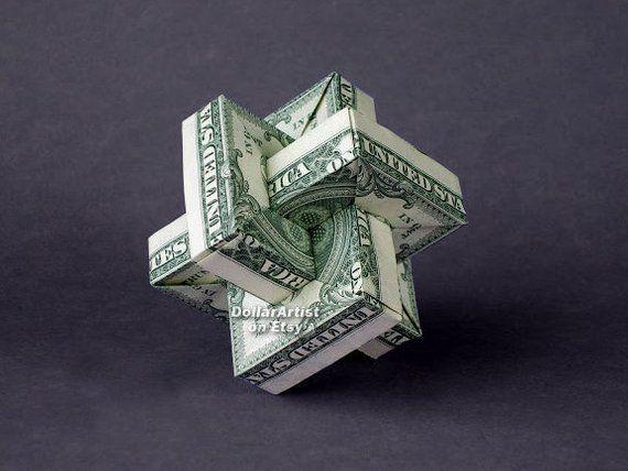 UMULIUS RECTANGULUM Money Origami Art Dollar Bill …