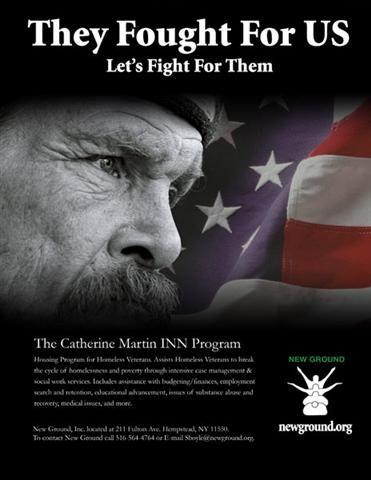 Homelessness Among U.S. Veterans