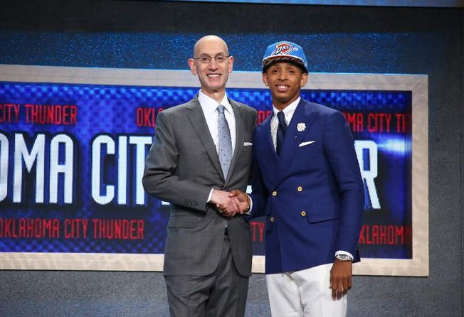 Q&A: Thunder draft pick Cameron Payne talks draft night, his fit in OKC and more | News OK