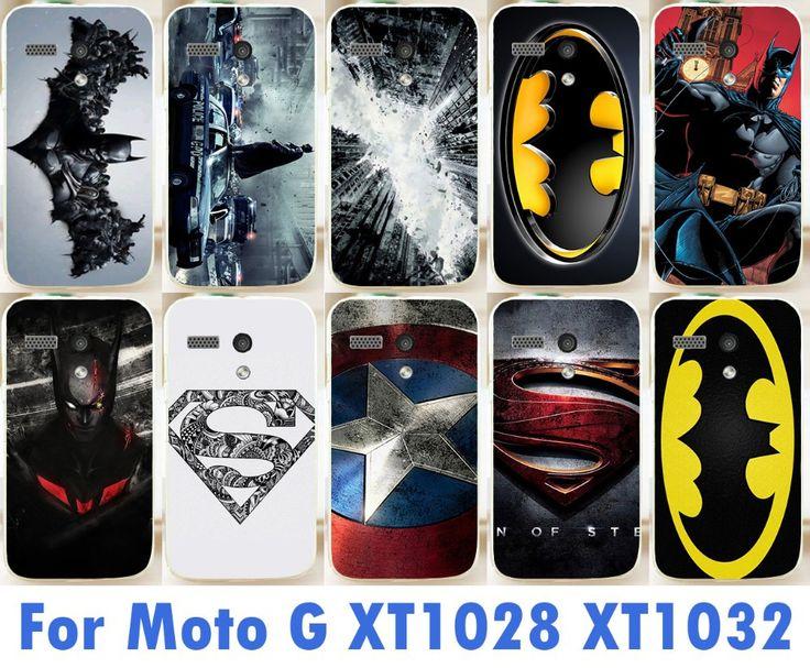 Купить товарБэтмен супермен logo крышка чехол для Motorola Moto G XT1028 XT1031 XT1032 комикс чехол 1 пк в категории Сумки и чехлы для телефоновна AliExpress.              Шаблон фотографии, как показано ниже                       Супермен, Бэтмен логотип супермен чехол дл
