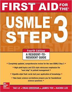 First Aid for the USMLE Step 3, 4e (2016) ~ MEDICAL BOOKS FOR YOU