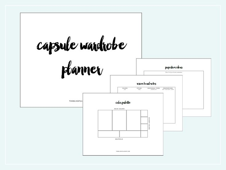 how to start a capsule wardrobe the o 39 jays rules for and other. Black Bedroom Furniture Sets. Home Design Ideas