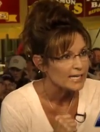 Jealous 'Assclown' Sarah Palin Attacks the Correspondents Dinner Charity Event. She works her ass off? LOL LOL LOL