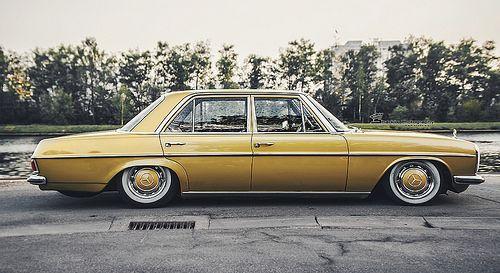 Benz Gold | Flickr - Photo Sharing!