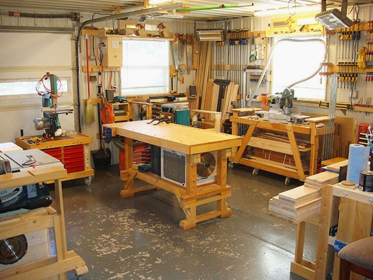 DIY Woodworking Ideas small shop layout design small woodworking shop design Beautiful Small Woodworking Projects For Your Weekend #woodworking #woodworking_projects #small_woodworking_projects