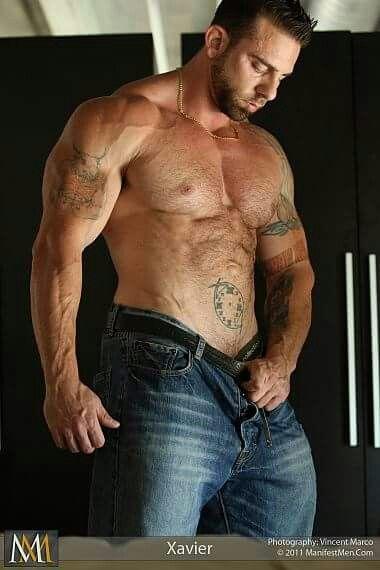 Xavier Muscle | Xavier Muscle | Pinterest | Muscles, Hot ...