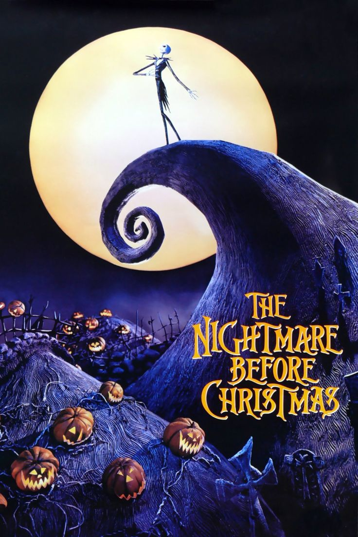 Jack Skellington, Pumpkin King of Halloween Town, yearning for more than tricks and treats, stumbles upon Christmas Town and decides to fill Santa's shoes. When things unravel, it's up to Sally, the rag doll, to stitch things back together. Academy Award Nomination - Visual Effects.