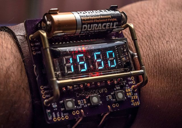 This Is the Coolest Cyberpunk Watch Ever - Popular Mechanics