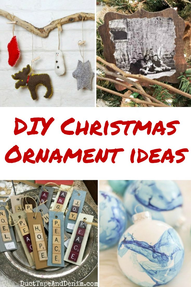When it comes to Christmas decorating, the biggest emphasis is on the tree, right? So it only makes sense that many people decorate their trees with ornaments that mean something special to them. What better way to do this than to make your own DIY Christmas ornaments! Over the years, I've added quite a few unique and special ornaments to my tree. If you'd like to do the same, here are some great ideas for DIY Christmas ornament inspiration. There are ideas for any skill level and budget…