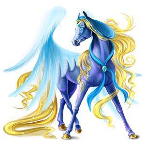 90 Best A Howrse Pegasus Images On Pinterest Equine Art