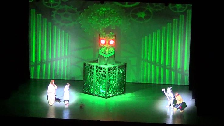 2013 Allen High School Musical - The Wizard of Oz
