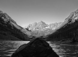 Arno Rafael Minkkinen, 'Maroon Bells Sunrise, Colorado,' 2012, Galerie Arcturus
