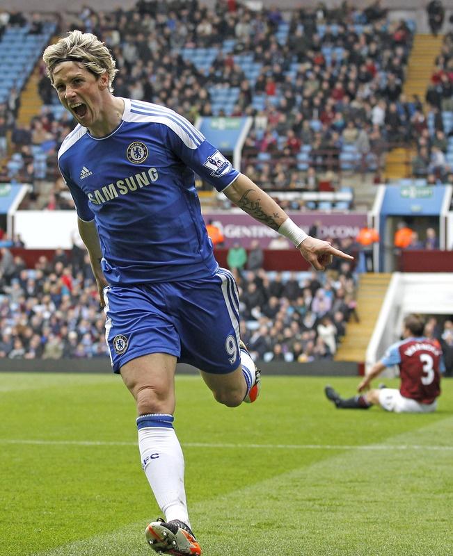 ~ Fernando Torres of Chelsea FC ~