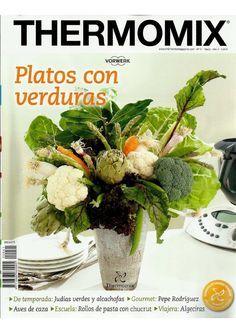 ISSUU - Revista thermomix nº41 platos con verduras de argent