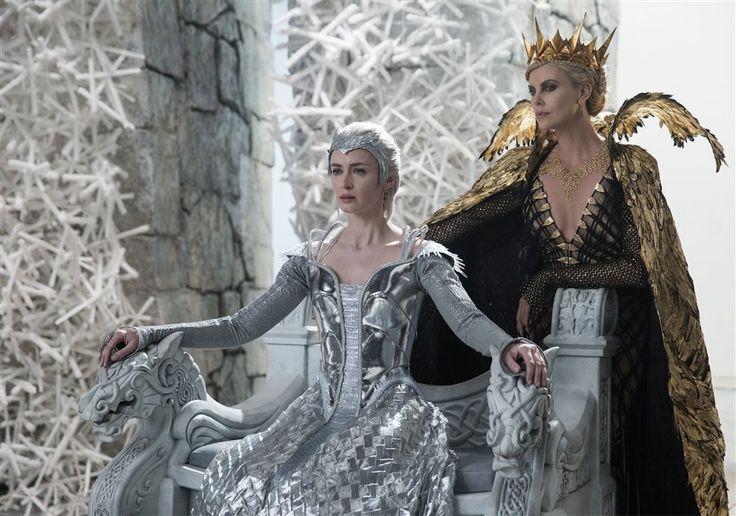 Голливуд Стиль: Коллин Этвуд дизайнер костюмов для The Huntsman по декорированию своих звезд