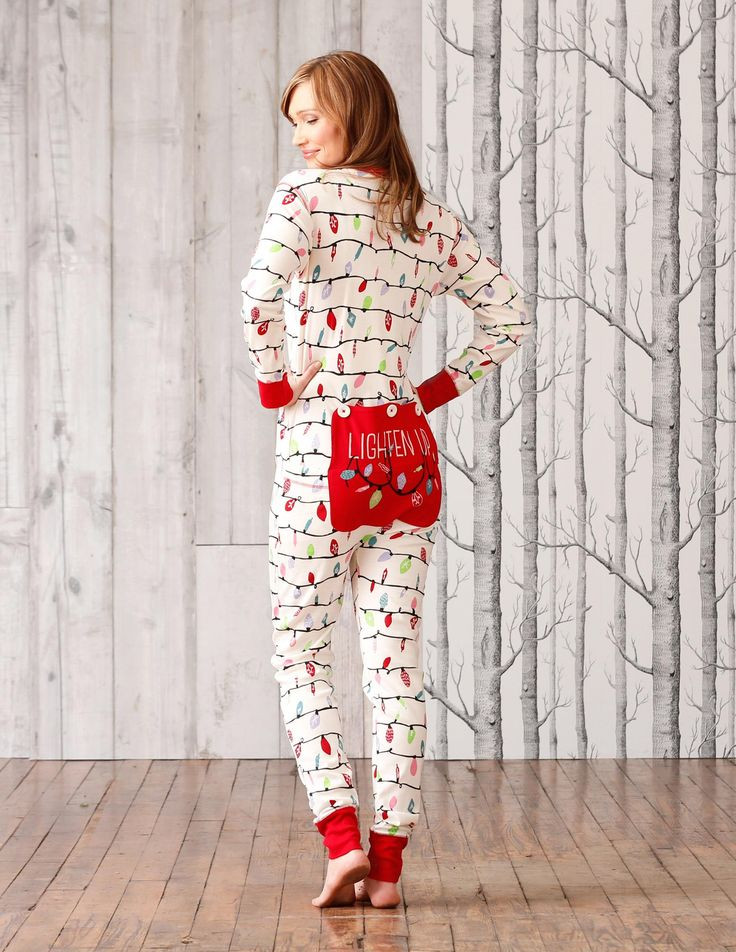 Christmas Onesie For Tacky Christmas Parties. This is perfect!