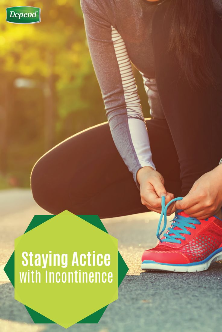 Regular exercise in an important part of managing your bladder leakage.  Watch this video for