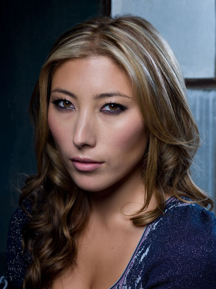 Dichen Lachman.  My new favorite actress.  I am obsessed with her face.  Where can I find more Tibetans?  I'm Tibetan deprived.
