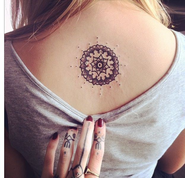 I think this is really beautiful #tattoo #dottattoo