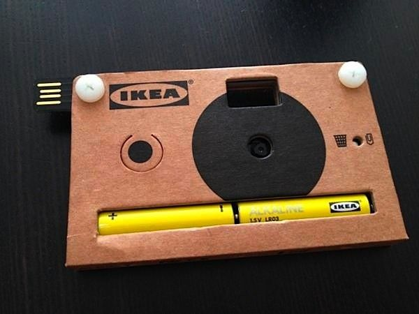 Hipster cameras. Totally hoping these are available in time for our wedding!Cardboard Digital, Cardboard Cameras, Ikea Cardboard, Press Kits, Digital Cameras, Ikea Cameras, Products, Retrato-Port Digital, Design