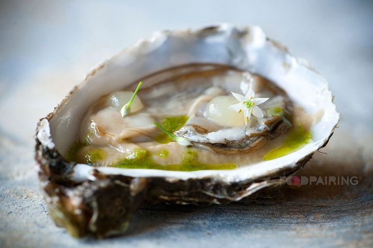 Bergamot's distinctive citrus notes offer a refreshing, new ingredient twist to this Oyster pairing with roasted eggplant purée that will leave your guests asking for more!