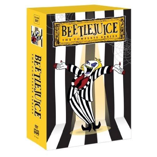 En Français et zone 2 ;)    Amazon.com: Beetlejuice: The Complete Series: Stephen Ouimette, Alyson Court, John Halfpenny: Movies & TV