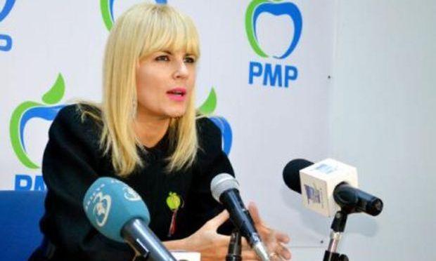 UPDATE Ce a transmis Elena Udrea la secția de poliție