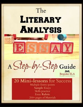 Literary essay writers workshop
