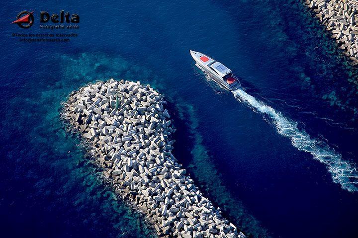 ©Delta Fotografia Aèria. Fuga.