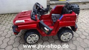 Quad, Buggy, Bikes, Trikes,Kinderquadbahn,  Eventartikel und mehr - Kinder Elektroauto Jeep KL-88 2 x 30 Watt Motor