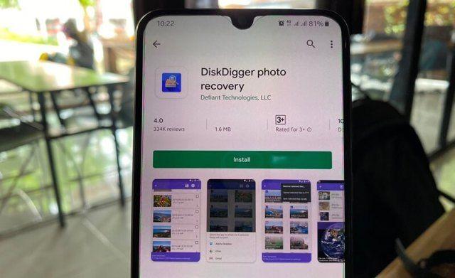 Bisa Dicoba Nih Cara Mengembalikan Foto Yang Terhapus Di Hp Android Smartphone Berita Teknologi Android