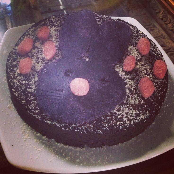 #glutenfree #dairyfree #sugarfree #purple #carrot #cake #recipe http://www.skaiser.co.uk/2014/05/01/guilt-free-cake/ #enjoyherbs
