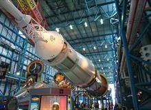 Экскурсия в Космический Центр НАСА