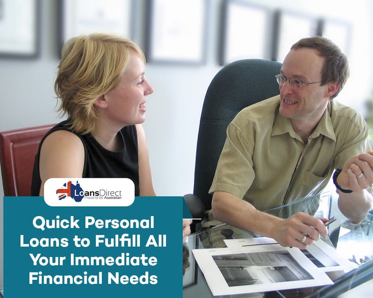 Quick Personal Loans to Fulfill All Your Immediate Financial Needs
