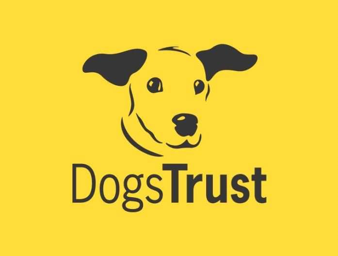 The charity logo for Dogs Trust works well because of the fact that its a dog so you will instantly know that the charity is going to be about dogs/animals.