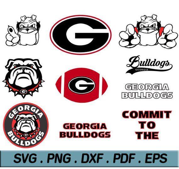 Georgia Bulldogs Svg Bulldogs Svg Uga Svg Hairy Dawg Svg University Svg Nfl Svg Footbal Georgia Bulldogs Football Georgia Bulldogs College Football Logos
