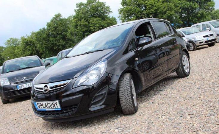 Opel Corsa - autto.pl