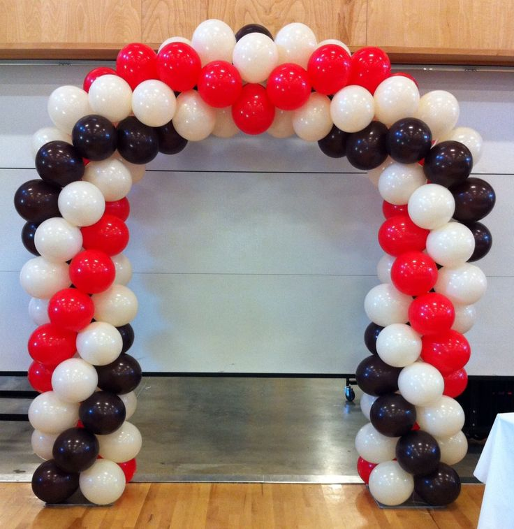 8 best Balloon Arches images on Pinterest
